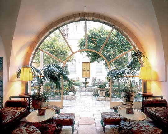 American Colony Hotel Jerusalem Restaurant