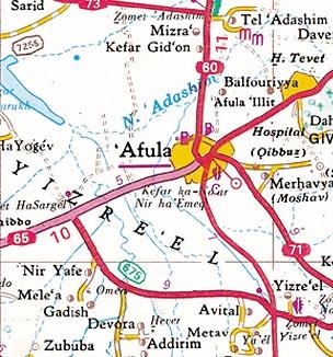 Israel: Yizre'el Valle...