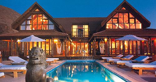 The Orchid Resort Village Hotel Eilat