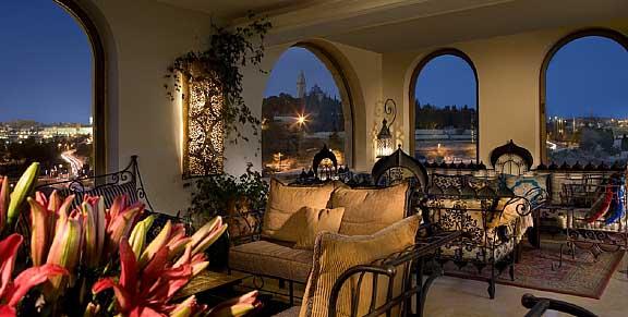 Mount Zion Hotel Jerusalem Israel